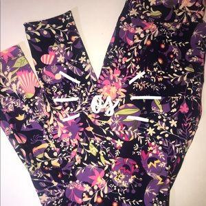 Beautiful Lularoe leggings! Os new!